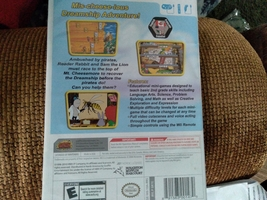 Nintendo Wii Reader Rabbit 2nd Grade image 2