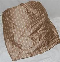 Ralph Lauren 52ND STREET CARAMEL Queen Bedskirt NEW without tags - $34.64