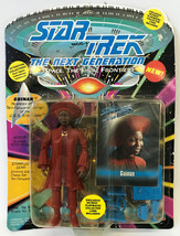 "Vintage 1993 Playmates STAR TREK The Next Generation GUINAN 5"" Action Fi... - $5.00"