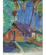 Paul Gauguin 1962 Print w/COA, after Noa Noa, Tahiti. UNIQUE Rare Vintag... - $149.00