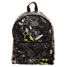 Batman Packable Backpack Black - $30.98