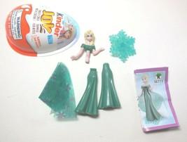 Kinder Joy Disney Frozen Elsa Snow Queen Minifigure SD774 New w/Pckg Una... - $899.00