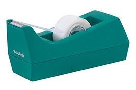 Scotch Classic Desktop Tape Dispenser, Blue, for 1-Inch Core Tapes (C-38-B) - $40.80
