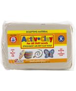 Activ-Clay Air-Dry Clay 3.3lb-White - ₹2,157.47 INR