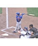 Tommy LaStella Chicago Cubs Original Action Pic Var Sizes & Options 2018... - $4.77+