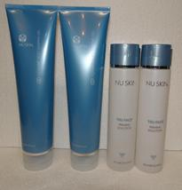 Two pack: Nu Skin Nuskin ageLOC Body Shaping Gel & Tru Face Priming Solution x2 - $120.00