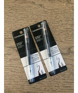 2 Covergirl Perfect Blend Eyeliner Pencil - #110 Black Brown NEW Lot of 2 - $12.73