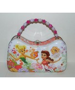 Walt Disney's Tinker Bell Girls Scoop Purse Carry All Tin Tote Style C, ... - $15.47