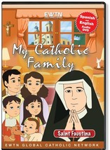MY CATHOLIC FAMILY: SAINT FAUSTINA DVD