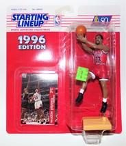 NBA Starting Lineup 1996 Scottie Pippen Chicago Bulls HOF Collectible SL... - £7.63 GBP