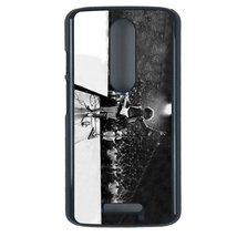 Jimi Hendrix Motorola Moto X3 case Customized premium plastic phone case, design - $12.86