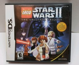 Lego Star Wars II: The Original Trilogy - Nintendo DS Complete  - $6.89
