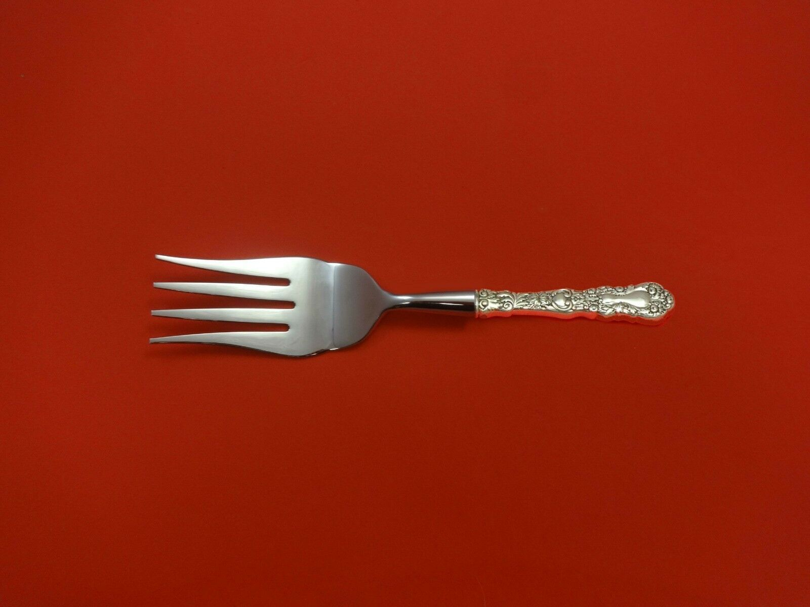 Primary image for Imperial Chrysanthemum by Gorham Sterling Silver Buffet Fork Custom HHWS 8 1/2""