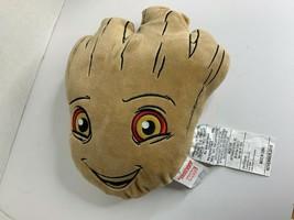 Groot Guardians Of The Galaxy Marvel Plush Stuffed Pillow 15 x 11 - $18.49