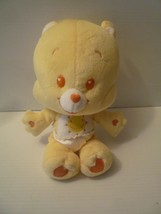 "Care Bears 12"" Plush Funshine Cubw/ diaper Yellow Sun Bear 2004 - $24.75"