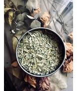 Organic Fresh Lemongrass Tea in a Tin - Anti inflammatory & Cleansing - $5.50