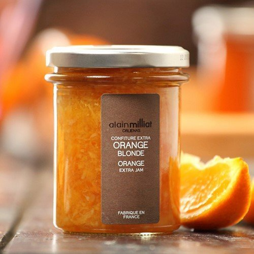Blond Orange Marmalade by Alain Milliat (230 gram)