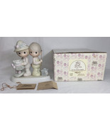 1988 Precious Moments Our First Christmas Together 115290  - $19.79