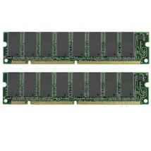 2x256 512MB Kit Memory Dell OptiPlex GX150 SDRAM PC133 TESTED