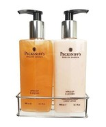 Pecksniff's English Garden Apricot & Jojoba Nourishing Hand Wash & Body ... - $15.84