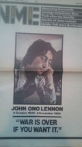 John Lennon Vintage Newspapers from December 9 1980-  6  Different Issues - $11.38