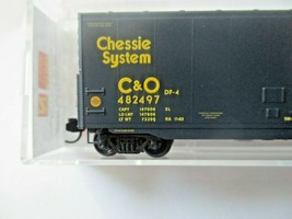 Micro-Trains # 18100190 Chesapeake & Ohio 50' Standard Box Car, N-Scale image 2