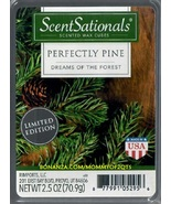 Perfectly Pine ScentSationals Scented Wax Cubes Tarts Melts Candle - $4.00
