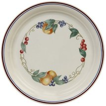 Corelle Impressions 10-1/4-Inch Dinner Plate, Abundance - $16.82