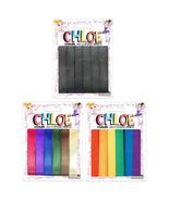 Chole Hair Accessories Kids Girls Ties Ribbon Elastic Loose Ponytail Hol... - $4.50