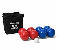 Bocce Ball Set- Outdoor Family Bocce Game for Backyard, Lawn, Beach and ... - $17.81
