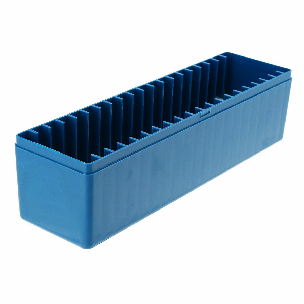 25x9x7cm Blue Storage Tool Box Case Holds 20 Individual Certified PCGS NGC ICG image 6