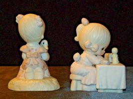 1980/1989 Precious Figurines Moments  AA-191841  Vintage Collectible image 7