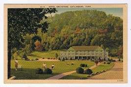 Tennessee Postcard Gatlinburg Hotel Greystone - $2.84
