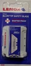 Lenox 20368 Blunt Tip Safety Bi-metal Utility Blades 50 Pack - $8.91