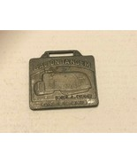 Vintage Watch Fob - Calion Tandem Rollers - $30.00