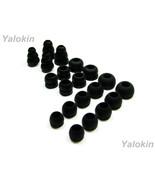 20pcs Black Ergonomic Set (DF-TF5SZ) Ear-Tips for Beats X Wireless Earph... - $16.65