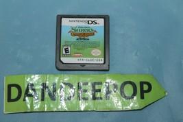 Nintendo DS Dreamworks  Shrek's Carnival Craze NTR CLZE Video Game - $9.89