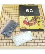 1982 GO Game Of Oriental Strategy Wood Grain Board H-2800 Hansen - $24.99