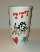 Las Vegas Starbucks Tumbler Mug 10 oz / No Lid / Coffee Tea Home Office ... - $33.94