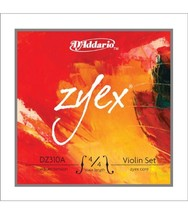 D 'Addario Orchestral DZ310A ZYEX VIOLIN STRING SET 4/4M - $31.91