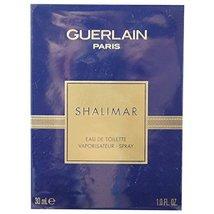 Shalimar By Guerlain Eau de Toilette Spray For Women 1 oz - $37.23