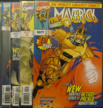 1997 Marvel Comics MAVERICK Volume 1 Lot of 4 c... - $9.00
