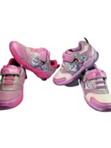 Disney Girls Light Up Shoes Princess Magic Amulet. NEW size 8.5( LOT OF... - $29.69