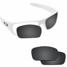 Anti-saltwater Replacement Lenses for Oakley Crankshaft Sunglasses Various Color - $49.97