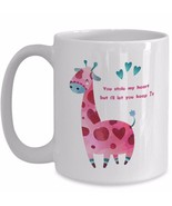 """Romantic Mug Wife Girlfriend Gift You Stole My Heart I""""ll Let You Keep G... - £14.27 GBP+"""