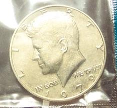 1979 Kennedy Half Dollar BU In the Cello #0425 - $3.99