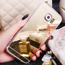 Fashion Mirror Soft TPU Case For Samsung Galaxy A8 A6 2018 C8 A3 A5 A7 2... - $8.62