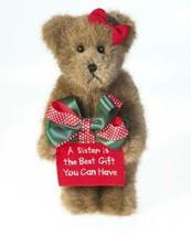Boyds Bears Plush Sissy B. 4019156  new, no  tags  - $5.95