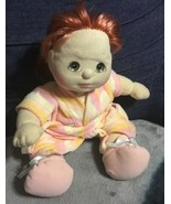 VINTAGE 1985 MATTEL MY CHILD DOLL RED HAIR BABY GIRL - $79.15