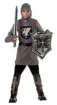 California Costumes Valiant Knight Boys Costume with Sword  Shield Bundle - $28.29
